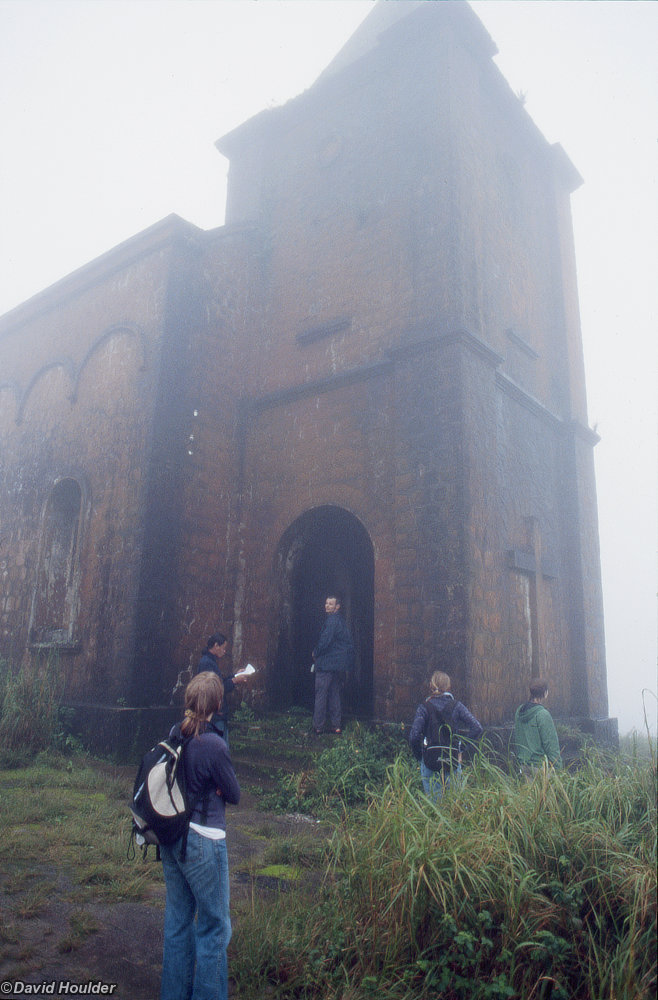 Church at Bokor