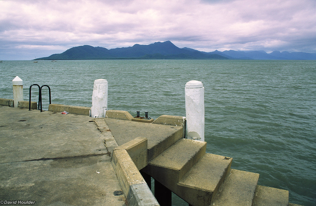 Hinchinbrook Island from Cardwell
