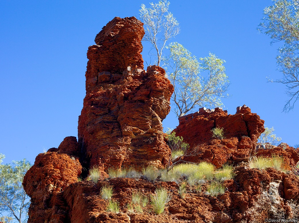 Formations in Dales Gorge tributary